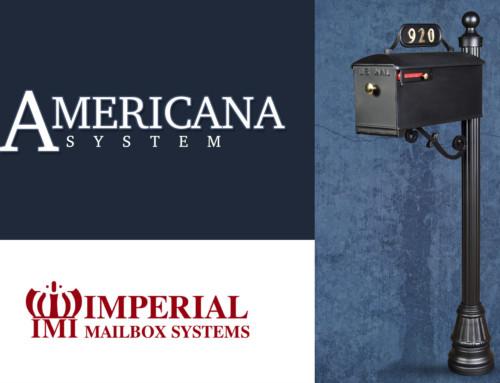 Americana Mailbox System